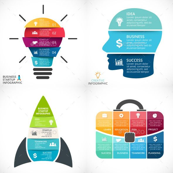 Business Project Infographics Template #design Download: http://graphicriver.net/item/business-project-infographics/12114110?ref=ksioks