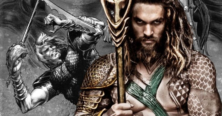 Aquaman Training Video Shows Off Jason Momoa's Sword Skills -- Jason Momoa shows off his sword training during a new video as the actor continues his preparations to play Aquaman. -- http://movieweb.com/aquaman-movie-sword-training-video-jason-momoa/