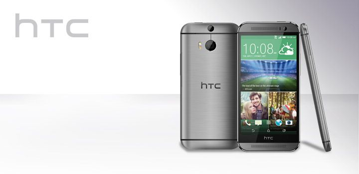 Design meets innovation with the new HTC One M8 Smartphone