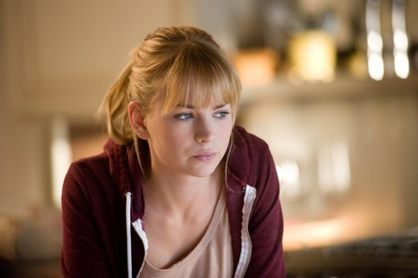 (Britt Robertson) Petra Wembley is a 23 year old brain - literally. She works in the technology department at SHIELD, and knows everything a person could know about physics. Despite being stuck in a lab all day, Petra enjoys spending time with co-workers outside of work, and brushing up on her karate skills when not trying to find an exception to Newton's Third Law of Motion.