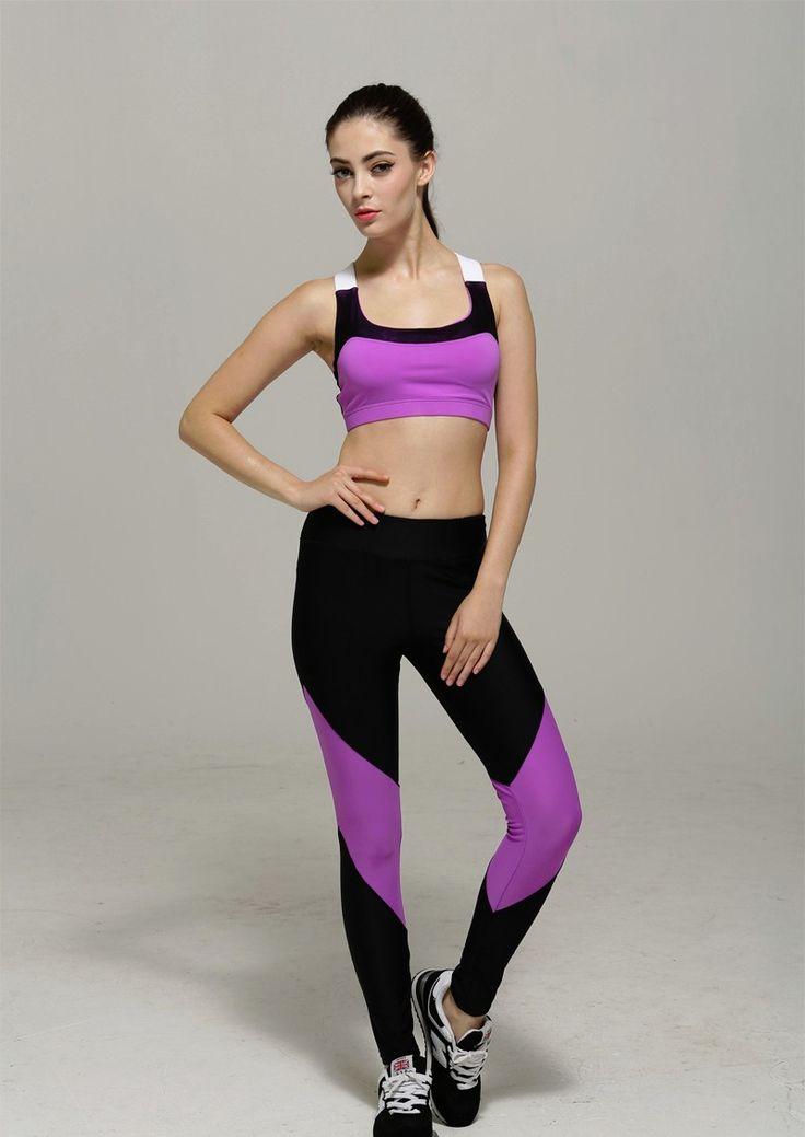 New style Women's Sport Yoga Leggings 6054