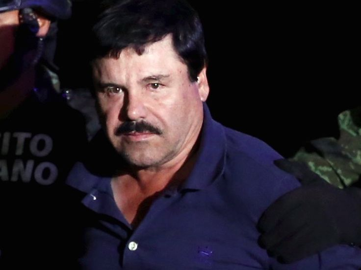 'El Chapo' Guzmán was caught because he was trying to make a movie about himself - I'd watch it