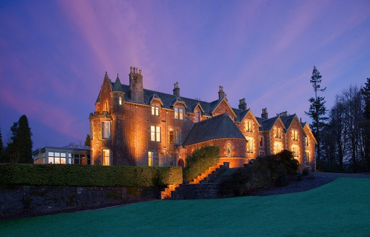 A little more than a year ago, tennis superstar Andy Murray bought a Victorian mansion in Perthshire, Scotland, and began turning it into a super-swank hotel. Cromlix opened its doors right in the middle of mainland Scotland (in between Glasgow and Edinburgh).