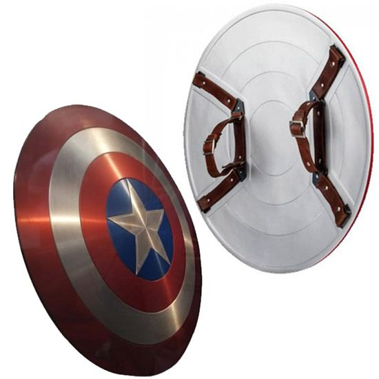 Captain America Replica Shield