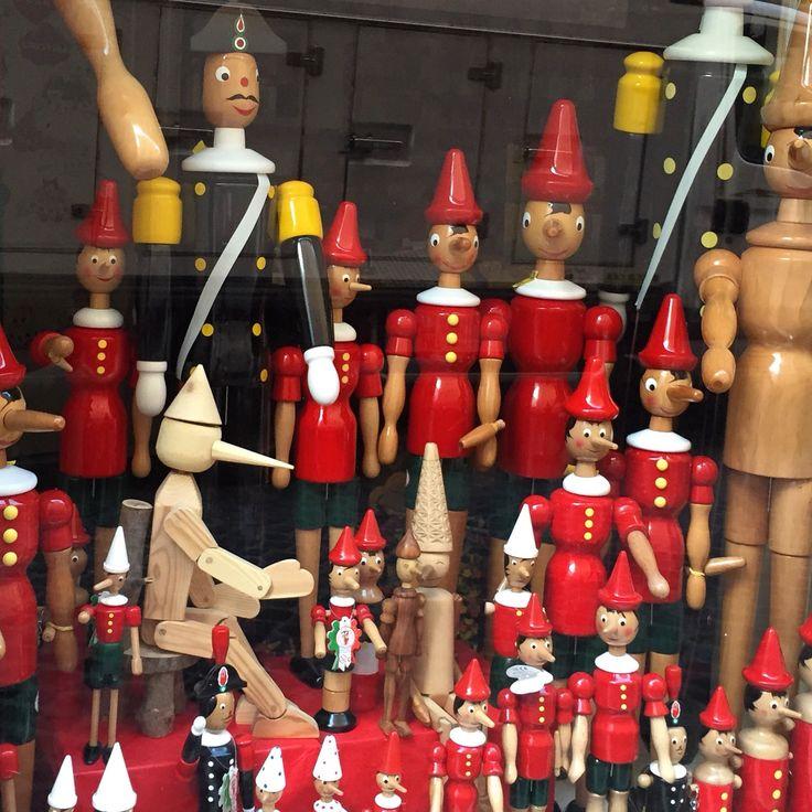 Pinocchio Pinocchios Rome