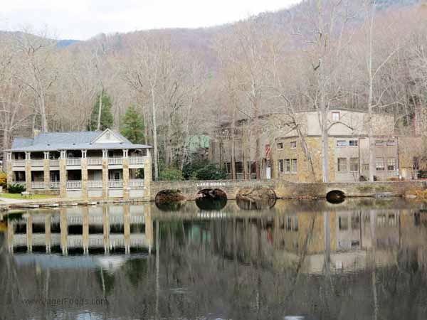 Lake Susan Montreat NC