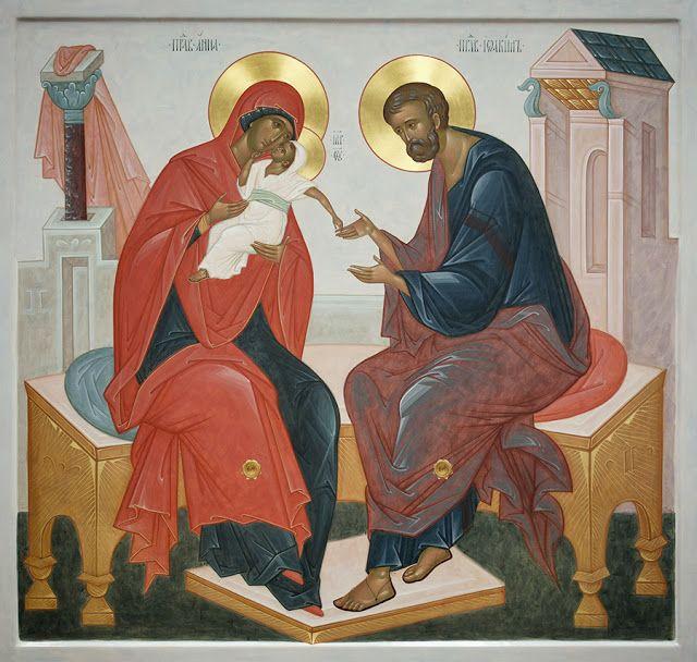 """Every painted icon as a new step in my life..."" by Matushka Larissa Nezhbort #orthodox #orthodoxy #church #orthodoxchurch #easternorthodoxy #orthodoxculture #religion #faith #Christian #Christianity #orthodoxpath#orthodoxblog #orthodoxlife #christianblog #interview #iconography"