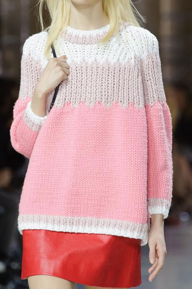 Miu Miu Ready To Wear Fall/Winter 2014 details. Paris Fashion Week.