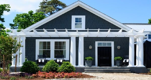 Best Exterior Paint Colors For Small Houses Home Designs B