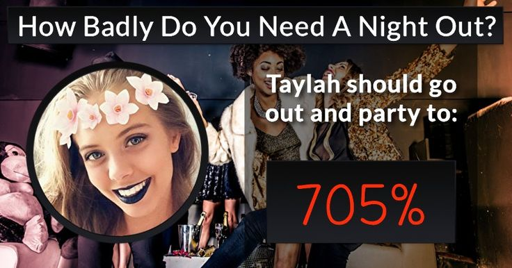 We'll show you how much you deserve a night full of fun!