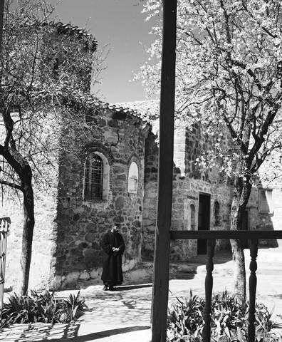 Μετέωρα. Η μονή Βαρλαάμ (1955)