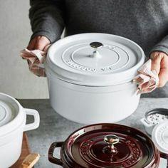 Staub Cookware in White