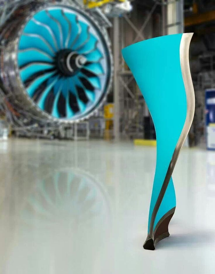 Rolls Royce Fan Blade