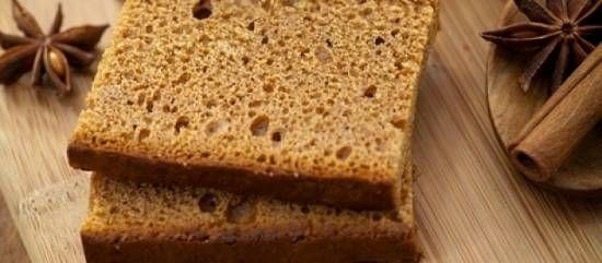 Waanzinnige Lekkere Kruidkoek (peperkoek) recept   Smulweb.nl