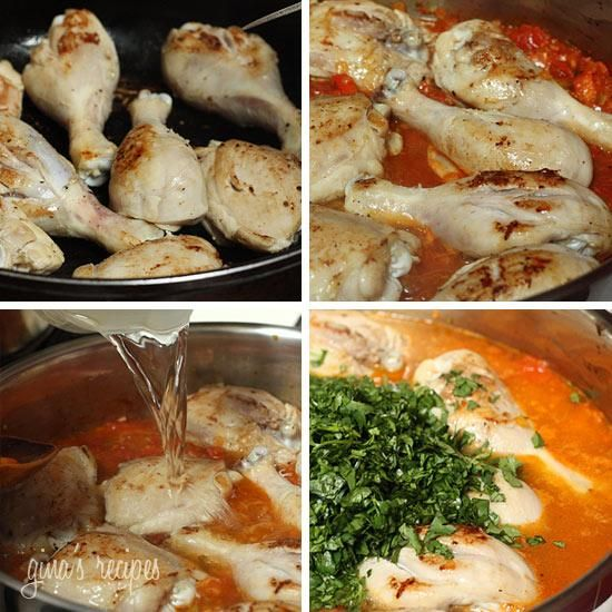 How To Make Sofrito Chicken Stew | I want to cook that! | Pinterest