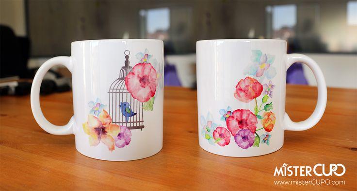 En güzel kupa bardaklar için www.mistercupo.com #kupa #kupabardak #cupo #mistercupo #mug #bardak #hediye #hediyelik #hediyelikeşya #hediyelikkupa #çiçek  #çiçekli  #çiçeklikupa #çiçekler #kuş #kuşlar #mavikuş #mavi #pembe