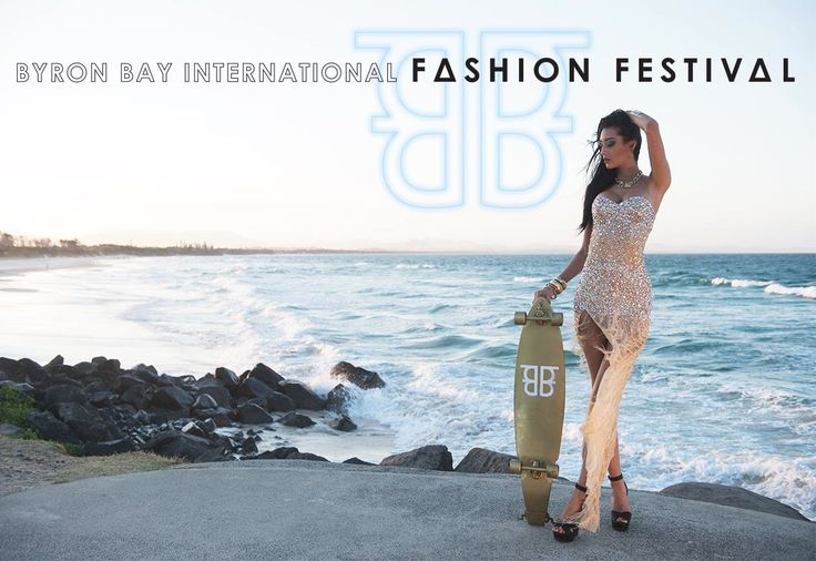 Byron Bay International Fashion Festival 2015