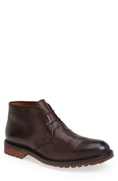LOTTUSSE 'Martinica' Chukka Boot (Men) available at #Nordstrom