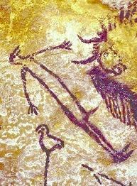 """Bird Man"" of Lascaux: Art Mystic, Attributes Shamanism, Ancient Fun, Varied Art, Art History, Birds Men, Art 160, Ancient Art, Ancient Things"
