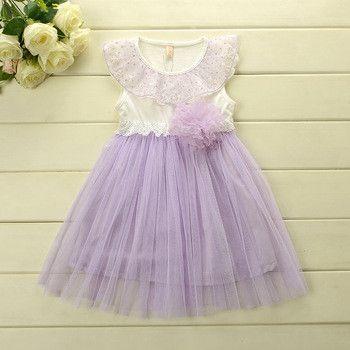 Vanessa Purple Dress - Loved by Chloe
