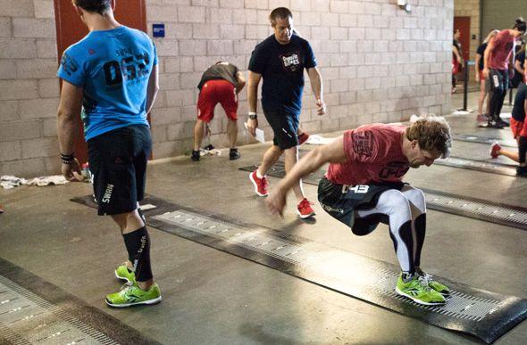 Améliorez votre saut en longueur avec le CrossFit