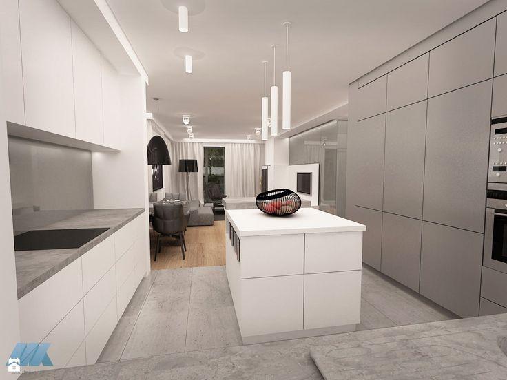 Kuchnia styl Nowoczesny - zdjęcie od MKdesigner - Kuchnia - Styl Nowoczesny - MKdesigner