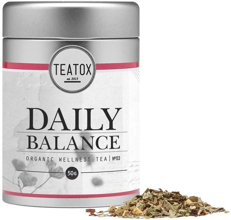 Teatox Daily Balance - 50 g