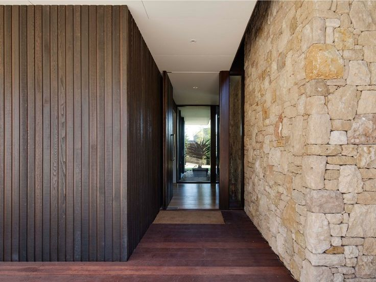 Wolveridge Architects have designed the Mt Martha Beach House, a home for a young family in Melbourne, Australia.