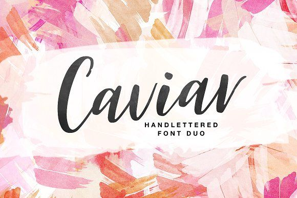 Caviar DUO by MediaLab.Co on @creativemarket