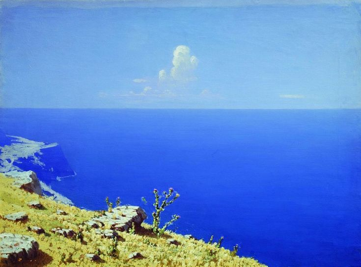 Архип Иванович Куинджи Море. Крым. 1898-1908