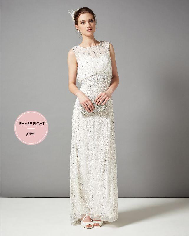 Stylish Budget Wedding Dresses