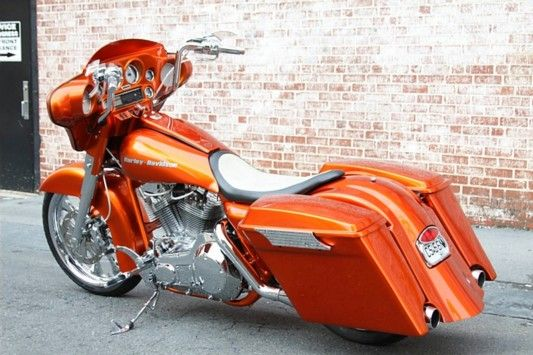 Custom Baggers For Sale | custom bagger stretched tank dash and seat - Harley Davidson Forums