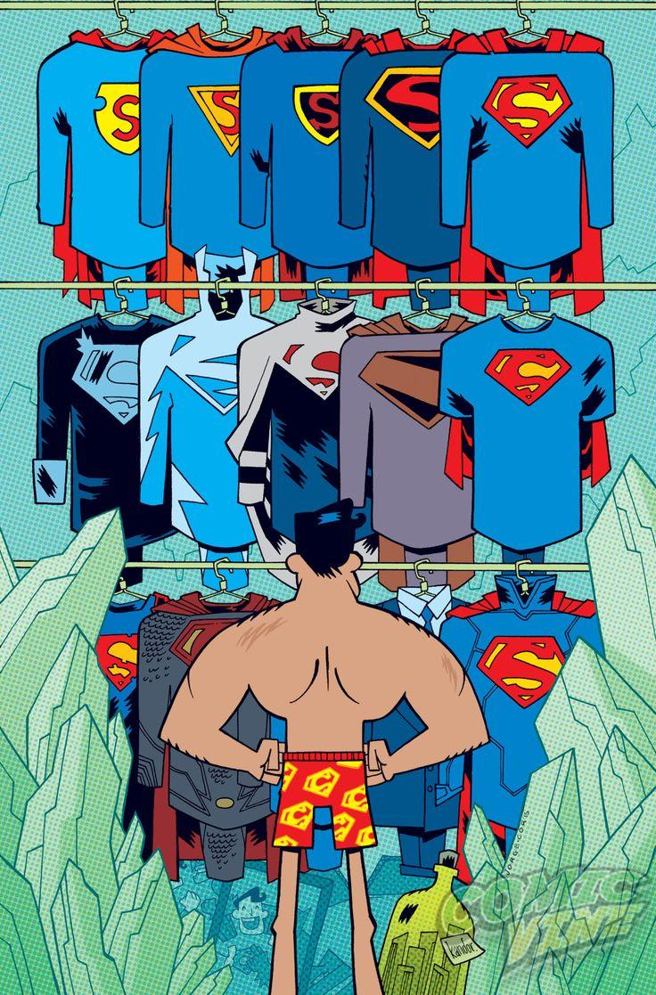 Superman by Jorge Corona
