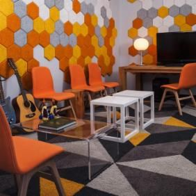 SF Video  by Janel Holiday Interior Design with flos Glo-Ball