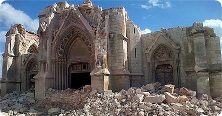 "According to an English translation of the Polish news site, Wprost.com, since 2000, 33 church buildings have been razed to the ground after record numbers have closed due to less and less Christians attending church in France. Recently media images showed a group of ""the faithful"" gathered in front of the Church of St. Rita in Paris, who […]"