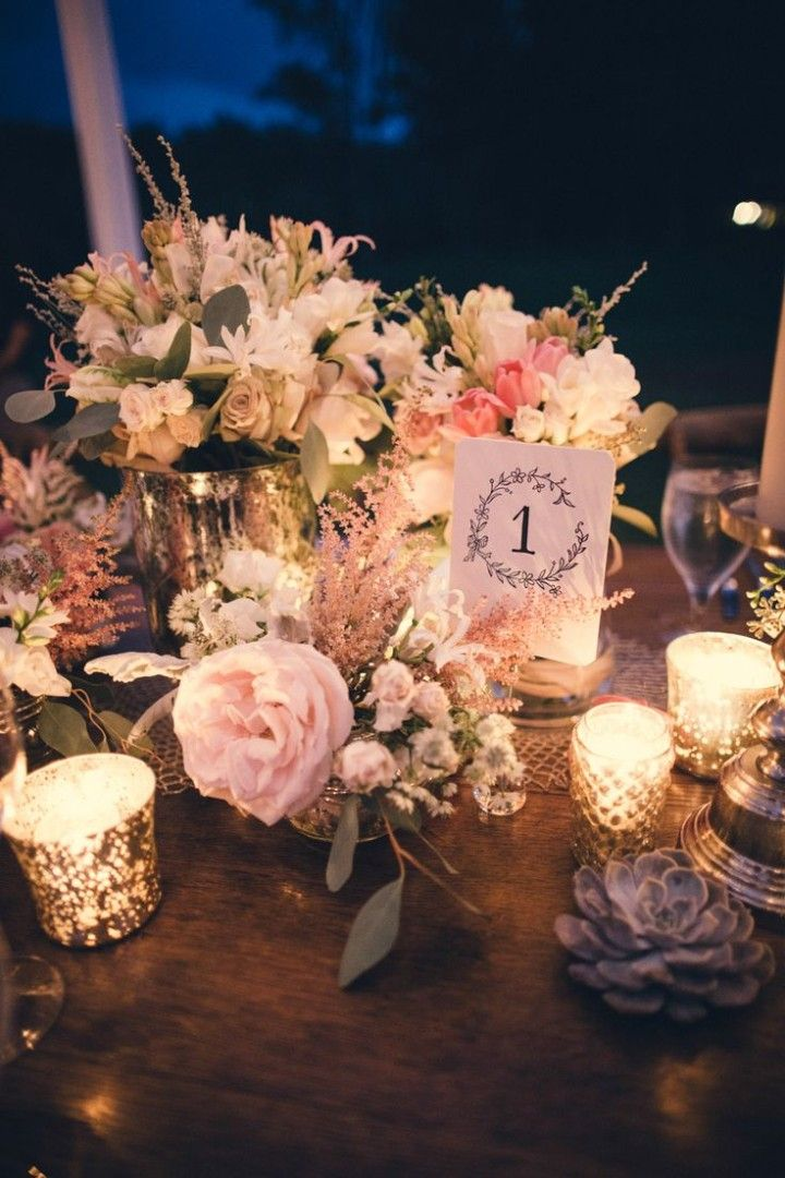 photo: Josh Goleman of The Wedding Artists Collective; 21 Whimsical Wedding Ideas To Celebrate