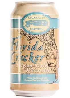 Cigar City Florida Cracker Belgian-style White Ale - Total Wine store, Fort Myers