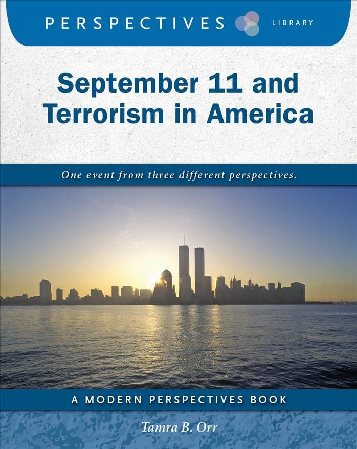 September 11 and Terrorism in America