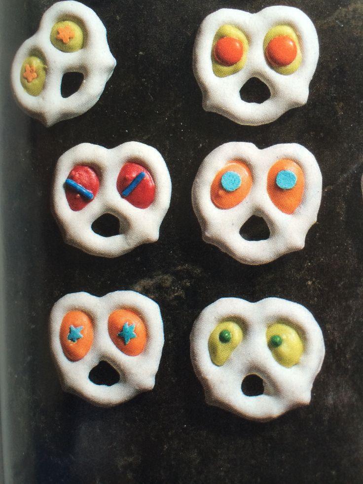 paranormal pretzels family fun magazine october 2014 halloween - Family Fun Magazine Halloween Crafts