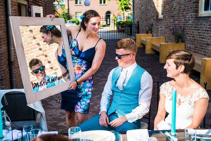 bruidsfotografie buiten diner heerenlogement beusichem