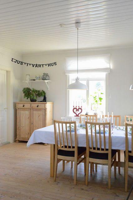 Superb add design anna stenberg lantligt p svan ngen Julfint hos familjen K ll
