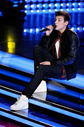 Justin Johnes's Official Gallery Photos from The Voice on NBC.com