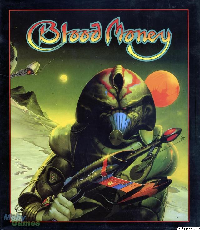 Blood Money (Amiga)