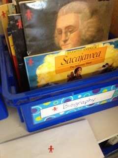How I organize my non-fiction library so students can keep it organized and updated for the rest of the year! www.4thgrade4ever.blogspot.com