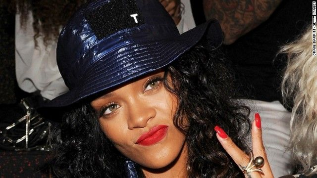 """Rihanna is steaming. A song by the singer -- who was assaulted by then-boyfriend Chris Brown in 2009 -- was pulled from """"Thursday Night Football"""" in September 2014 amid coverage of domestic violence and the Ray Rice scandal. She<a href='https://twitter.com/rihanna/status/511844041131327488' target='_blank'> later tweeted,</a> """"CBS you pulled my song last week, now you wanna slide it back in this Thursday? NO, F*** you! Y'all are sad for penalizing me for this."""""""