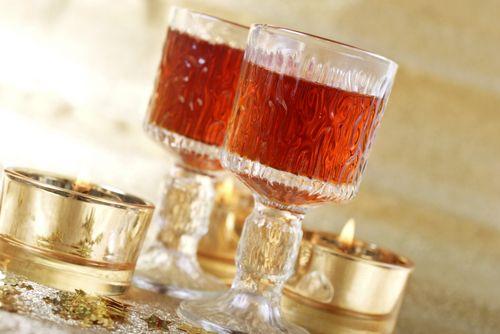 Sherry brandy