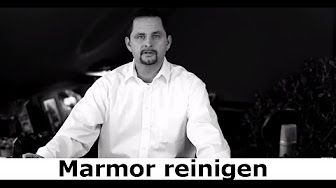 marmor reinigen berlin - YouTube