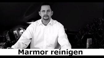 marmor reinigen berlin - YouTube