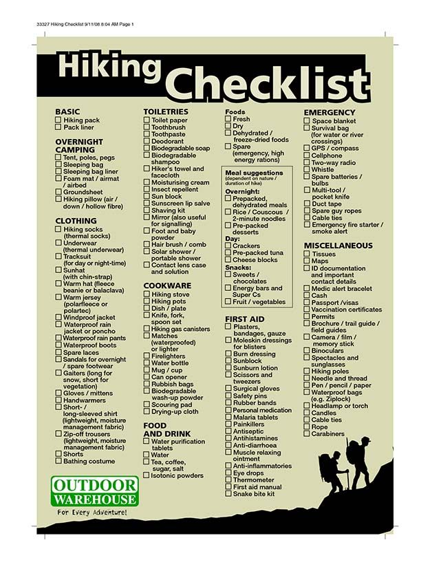 Academy Outdoors: 10 Ways Hiking Can Prepare You For Anything