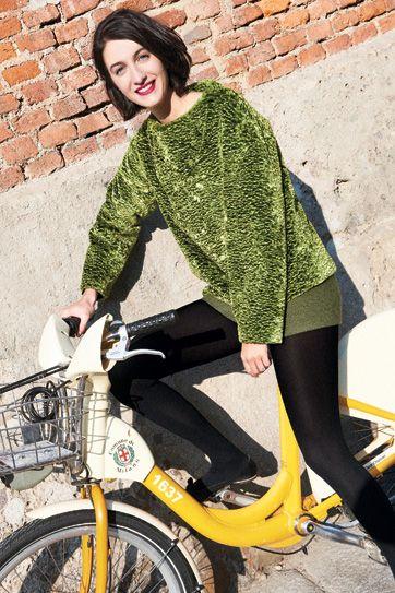 marta ferri | milan's bikemi bicycles (so cute)